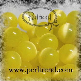 Perltrend Katzenaugen Perlen