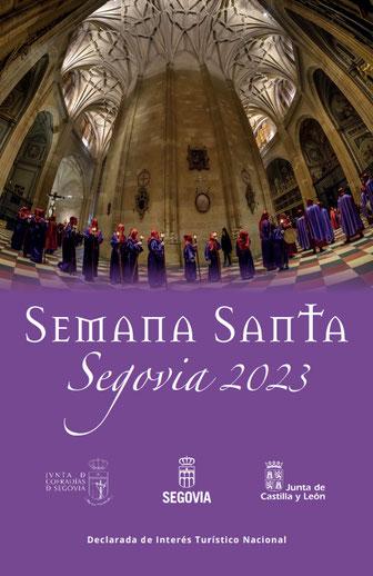 Cartel de la Semana Santa de Segovia