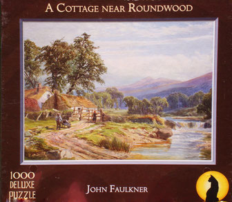 Puzzle a Cottage near Roundwood - John Faulkner