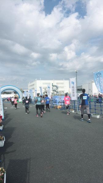 ジュビロ磐田メモリアルマラソン2
