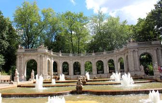 Der Märchenbrunnen in Berlin. Foto: Helga Karl