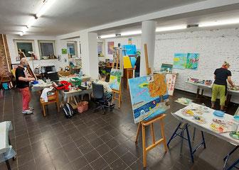 Workshop Krefeld, Niederrhein