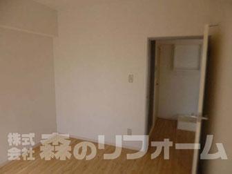 松戸市 賃貸マンションまるごとリフォーム システム家具撤去リフォーム クロス貼り替えリフォーム