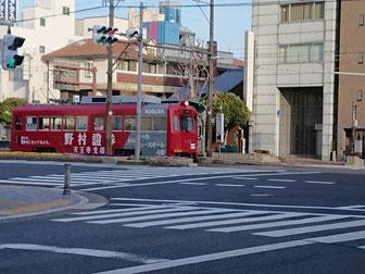 阪堺電気軌道・大小路駅からもすぐ