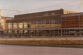 Kindlinger Neubau 1980