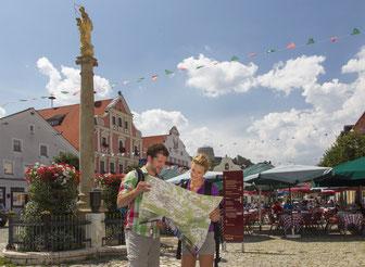 Etappe Donau-Panoramaweg: Kelheim bis Bad Abbach