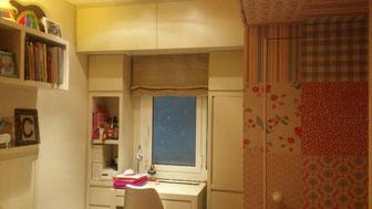 Empapelado habitación infantil