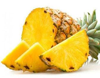 パイナップルの酵素について