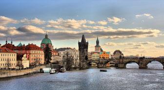 Die goldene Stadt, Prag