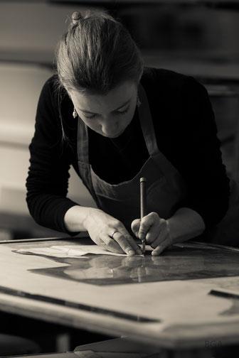 Atelier vitraux Anaïs Legrand Haute-Saone