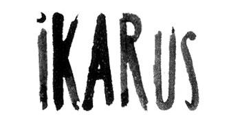 apollo-artemis, mode, design, nachhaltig, handgemacht, typografie, tusche, schrift, ikarus