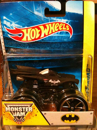 Hot wheels Monster Jam Batman