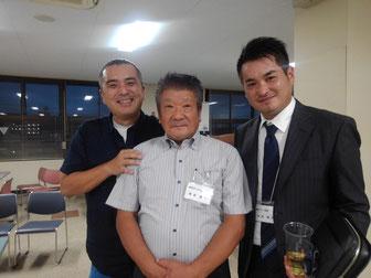 関東RS会理事長&副理事長、当方も副理事長です