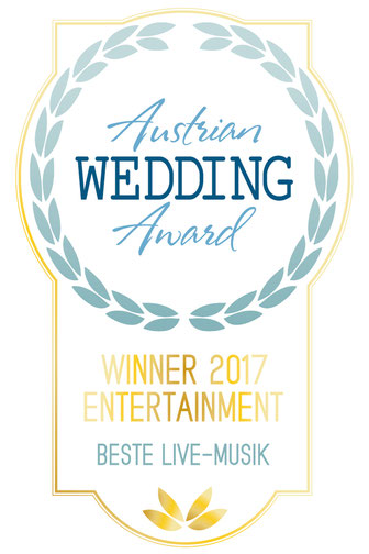 Austrian Wedding Award 2017 Sieg