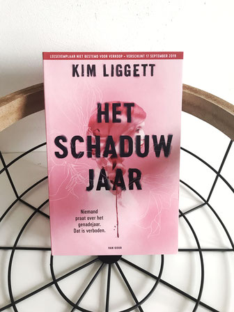 Het schaduwjaar van Kim Liggett