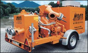 Pumpum 800 Abwasserhebeanlage, Georg Mayer GmbH, Nußdorf