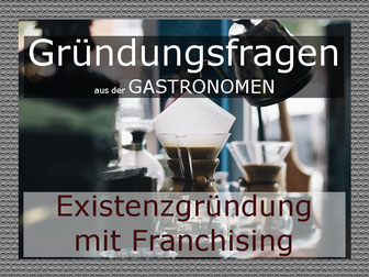 Franchising in der Gastronomie