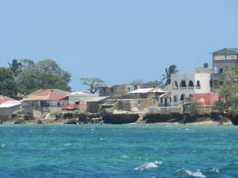Daytrip Wasini Island