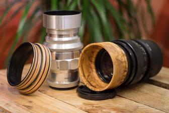 Skateboard Lens Hood