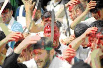 Aschura-Prozession