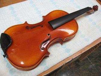Restauración violin