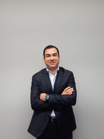 Karim Soleilhalvoup, Generaldirketor der Gruppe LOGIS HOTELS. Quelle: LOGIS HOTELS.