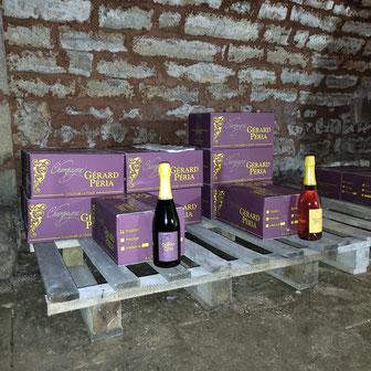champagne Gerard Peria