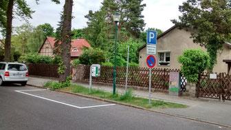 Ladestation S-Bahn Hohen Neuendorf (Wilhelm-Külz-Str.)