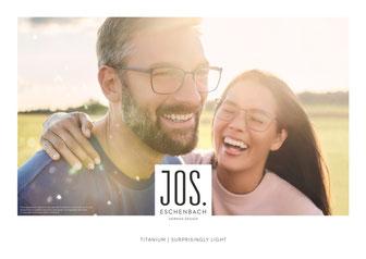 Brille, Brillenfassung von Hugo Boss