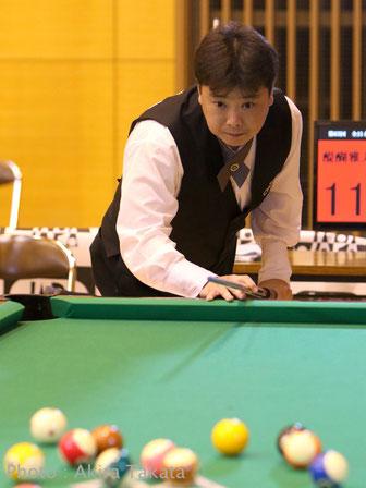Masato Daigo.  Photo courtesy of Akira Takata