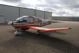 Robin DR400 OE-DSE left