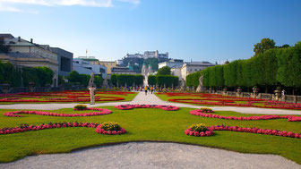 Besuchen Sie die Kulturstadt Salzburg
