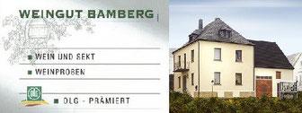 Weingut Bamberg Oberbillig (Sponsor)