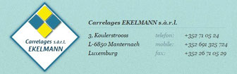Fliesenspezialist Ekelmann Manternach (Sponsor)