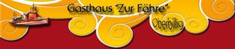 Gasthaus Zur Fähre Oberbillig (Sponsor)