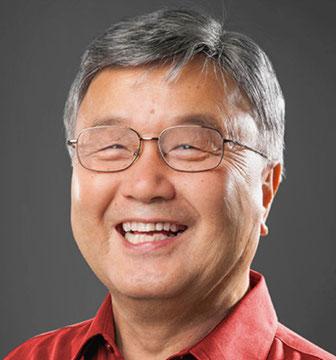 """Tetsuro """"Ted"""" Saito Sensai, der Begründer des Shin So Shiatsu"""