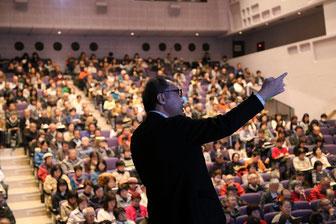 冬季アジア札幌大会 ボランティア様4千人へのホスピタリティ研修