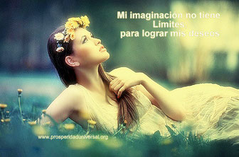 LIBRO DE MIS DESEOS - MI IMAGINACION ES EL LIMITE PARA LOGRAR MIS DESEOS - PROSPERIDAD UNIVERSAL