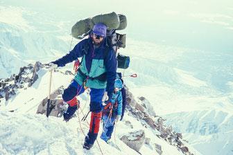 Aufstieg zum Mt. Mc.Kinley