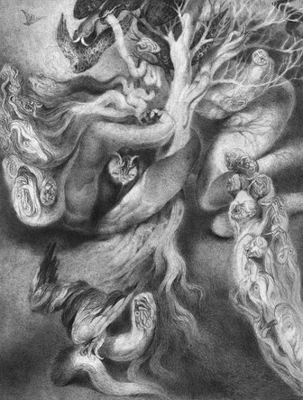 Matthias-Wyss-TAGESLICHT-DAYLIGHT-2011–2014-Pencil-On-Paper-22X29-Cm-26