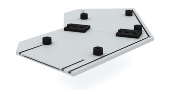 OnTruss EventBoard Corner C90C / C45A / C90I - Gewicht