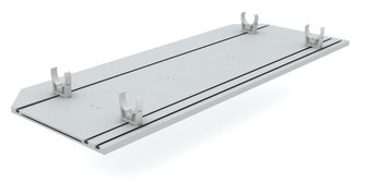 OnTruss EventBoard S100 / S200 - Gewicht pro Meter: 4,1 ... 4,3kg