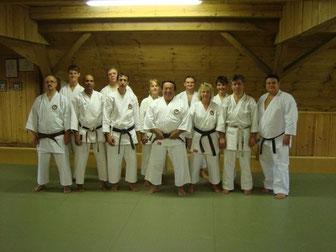 Seminar mit Sensei Safar 25./26.11.11 Worb