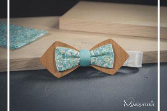 Noeud papillon bois insolite, accessoire tendance, accessoire marié, noeud papillon marié