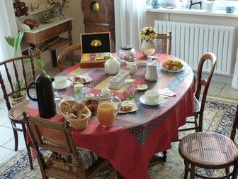 Copieux et gourmand : il est composé de produits maison ou locaux