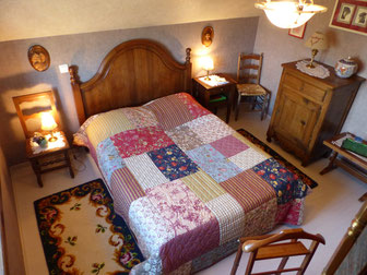 Chambre d'hôtes pour deux personnes à Verdun Meuse