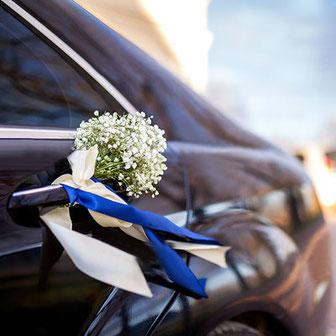 Vicars Hochzeitsfahrten und Hochzeitsautos