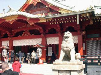 神田神社(神田明神) 社殿