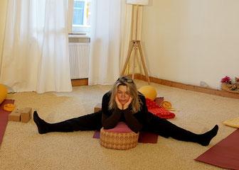Yoga Kurse mit Heike Berg