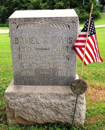 Tombe de Roy - Roy' grave - FindaGrave.com